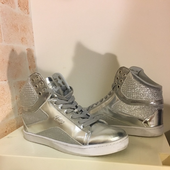 Pastry Shoes | Pastry Silver Hiphop